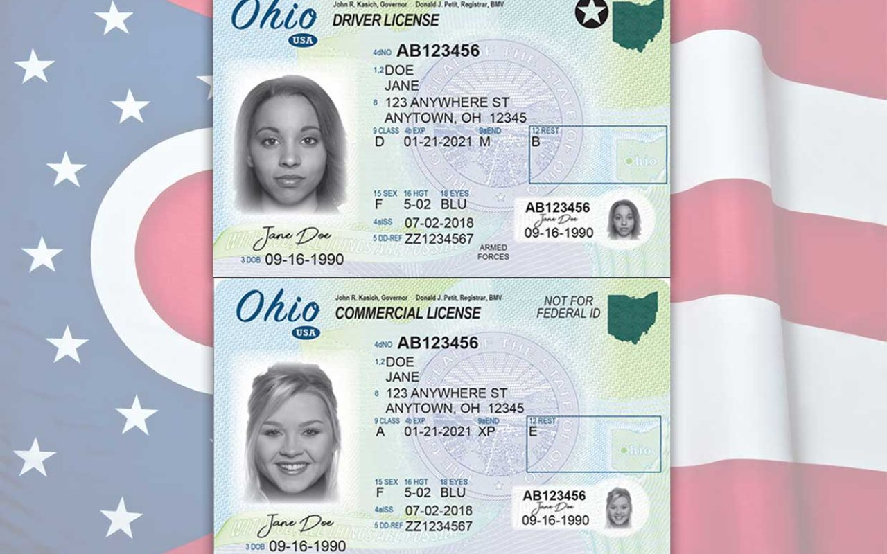 Ohio License Same-day qfm96 Driver's Ends Issuing