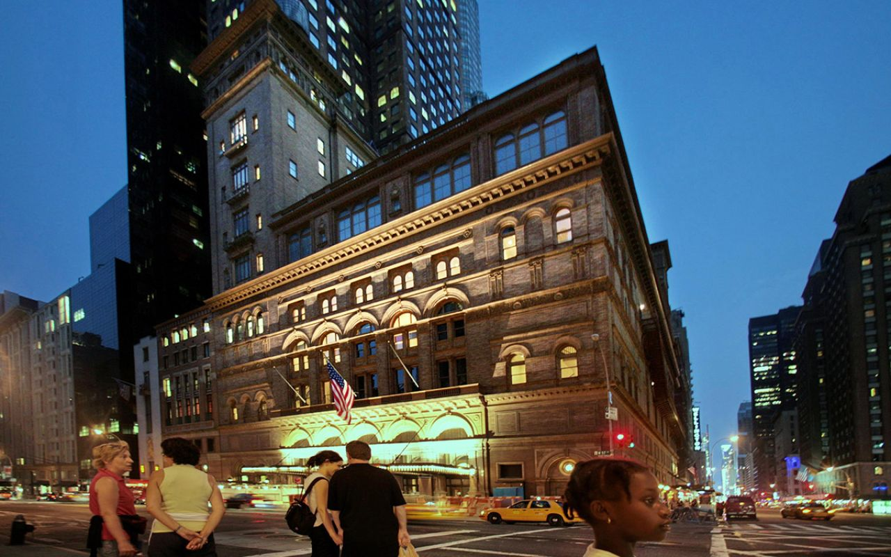 Carnegie Hall Projects 9m Deficit Expects Cuts Next